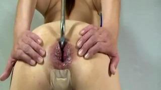 bizarre anale einfugungen