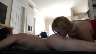 MILF bbc masaje de próstata