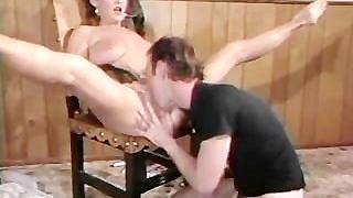 Cipka fucked ciężko przez big cock